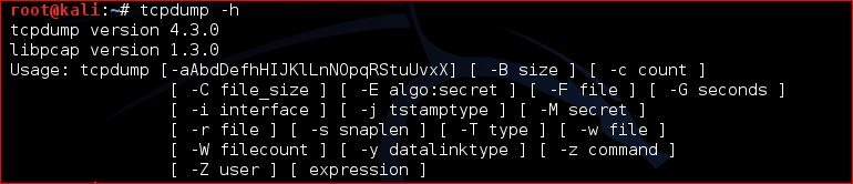 tcpdump: Installation and Complete Usage - All About Testing