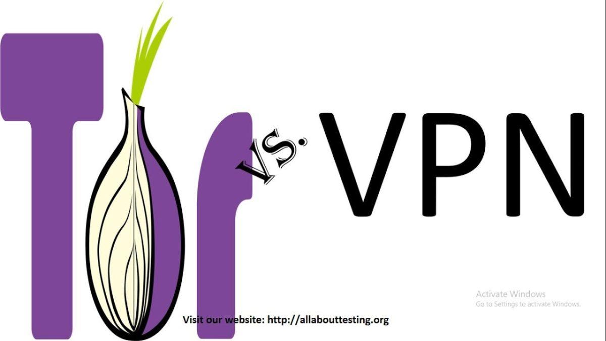 TOR Browser vs. VPN Connection