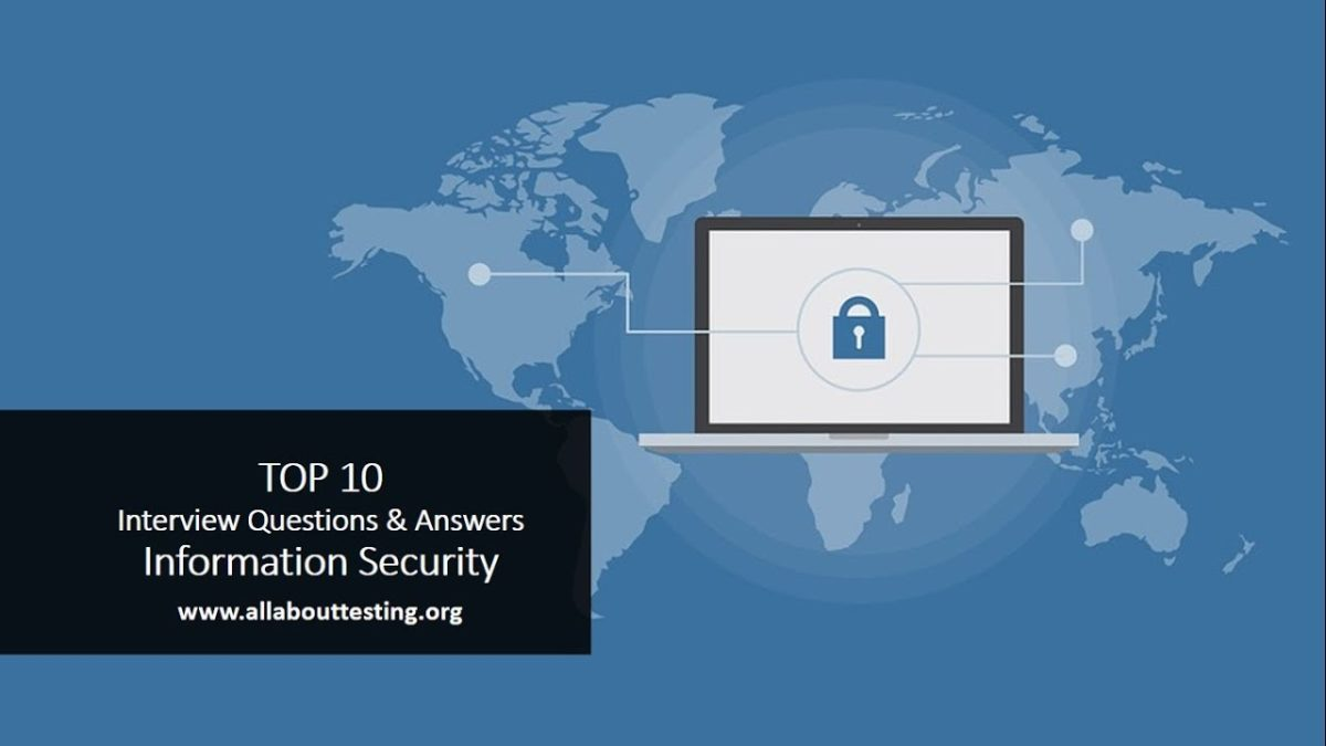 Interview Questions & Answers | Information Security | Set 2