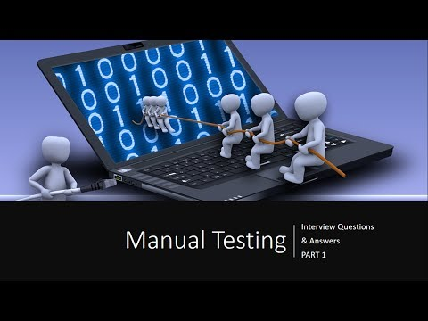 Manual Testing | Interview Questions & Answers