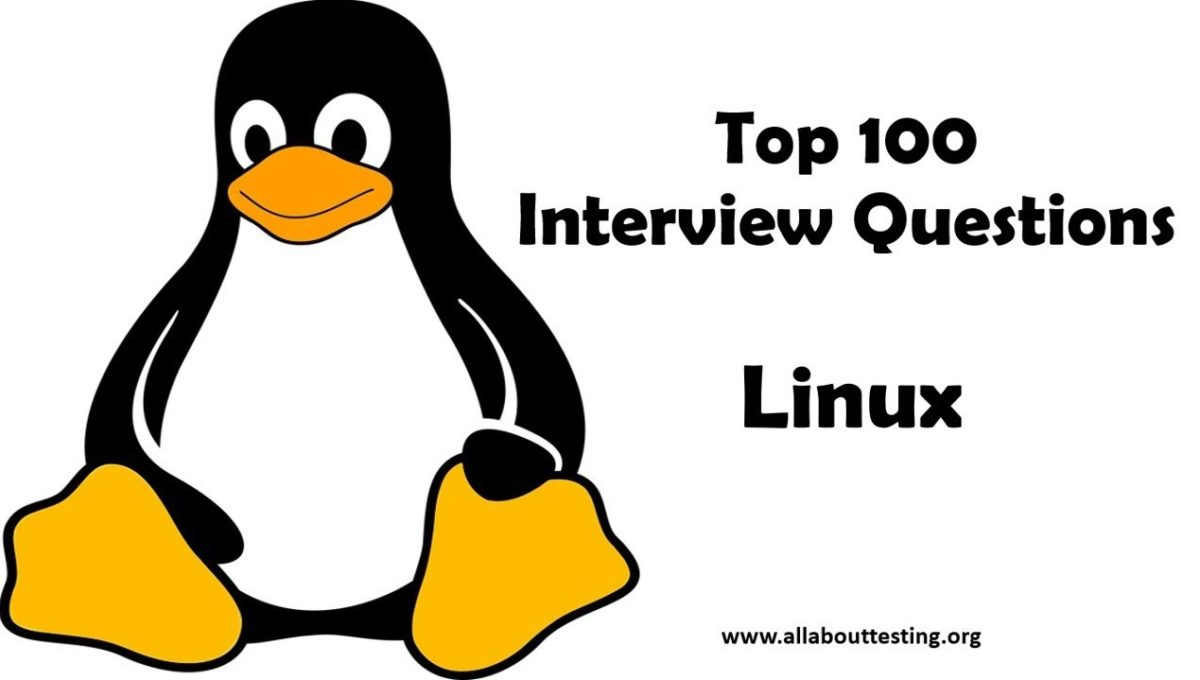 Top 100 Linux Interview Questions