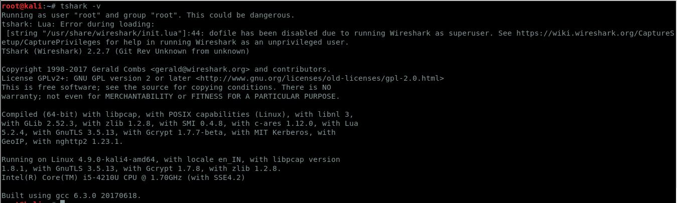 tshark: Basic Tutorial with Practical Examples - All About