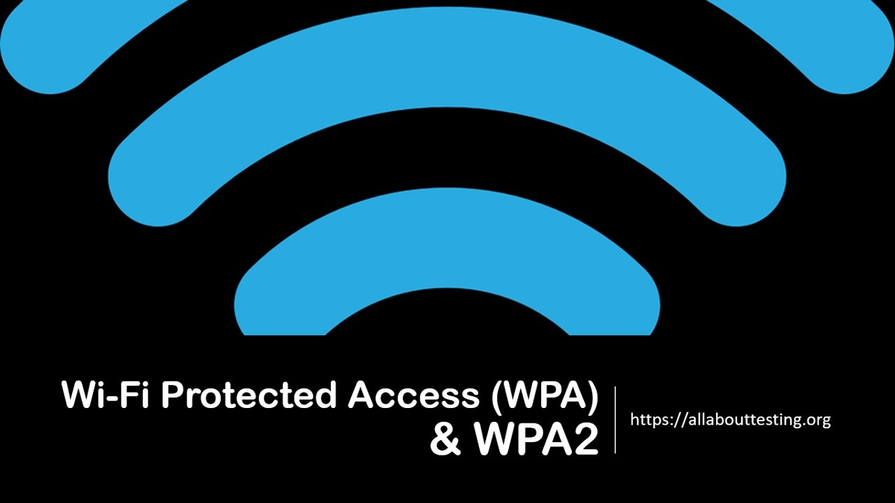 What are WPA and WPA2? - All About Testing