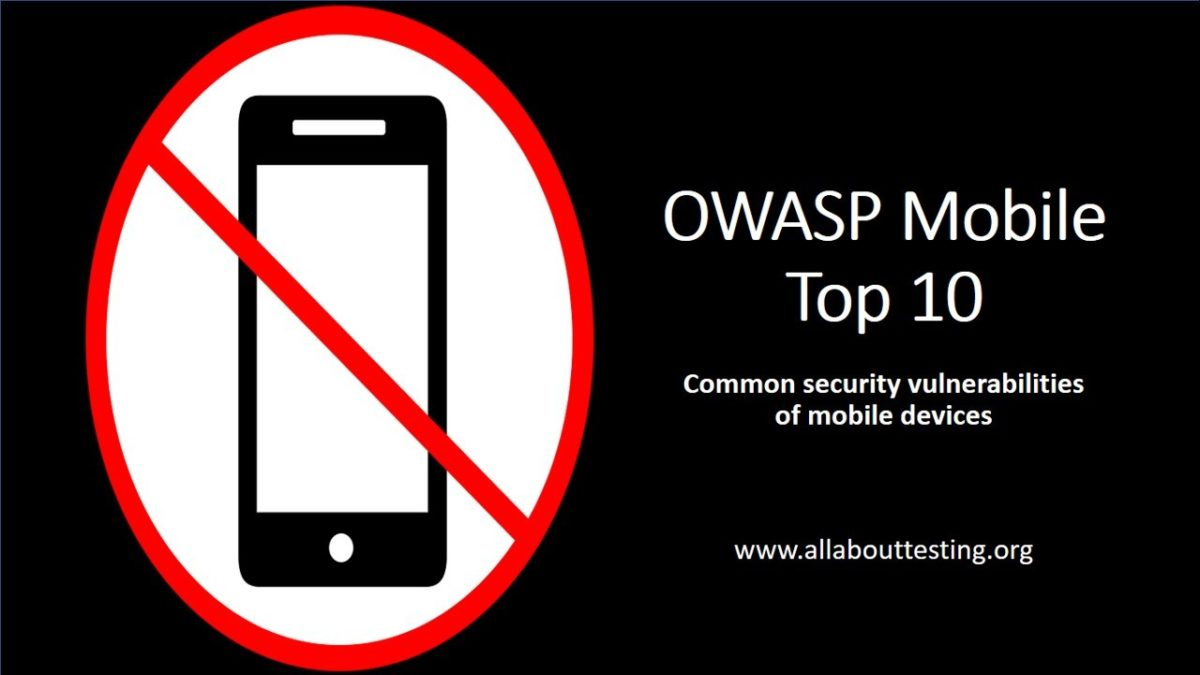 OWASP Mobile Top 10 : Brief Overview